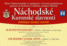 N�CHODSK� KURONSK� SLAVNOSTI