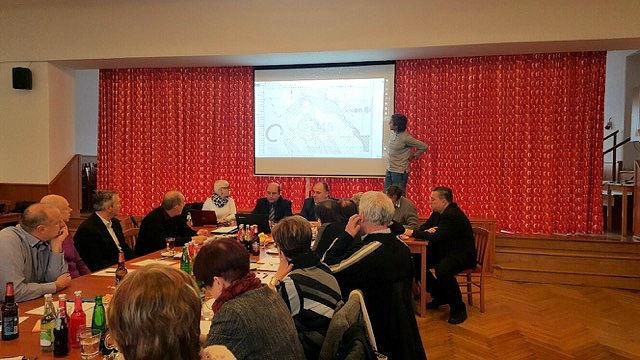 Starostov� proti z�m�ru pr�zkumu a t�by uranu a zemn�ho plynu v �esko-polsk�m pohrani