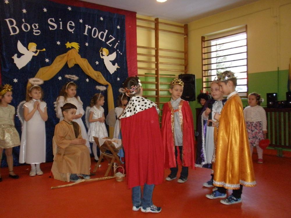 Jak se slaví Ježíšek v polské školce