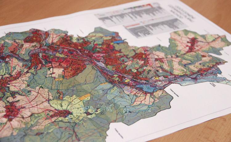 Zpracování územního plánu Náchod