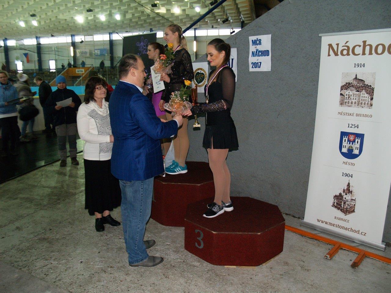 Mistrovství ČR v krasobruslení