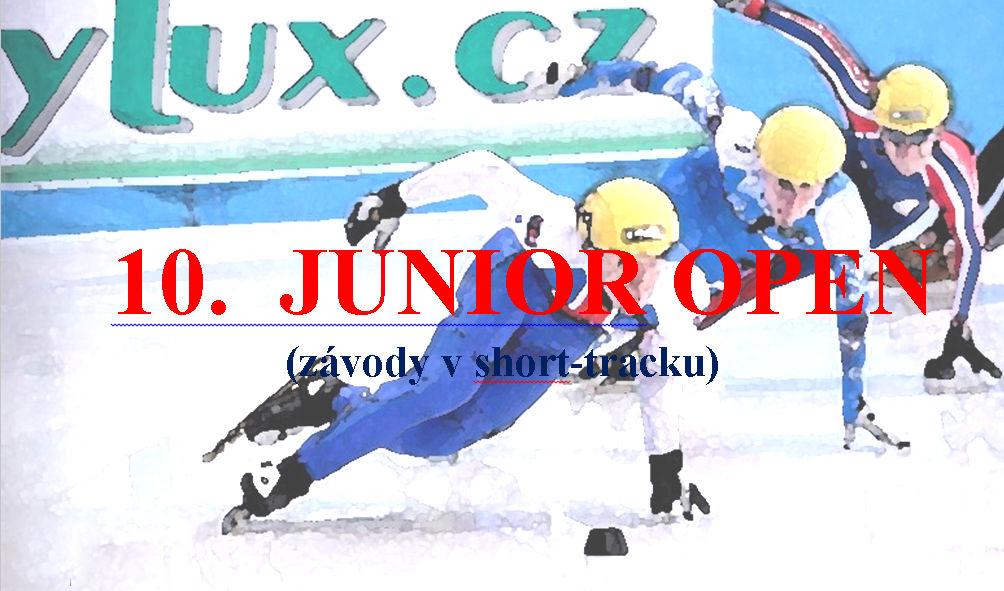 Závody v short-tracku v sobotu 25. 2. 2017 na zimním stadionu v Náchodě