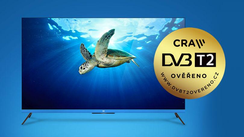 Přechod nadigitální vysílání DVB-T2