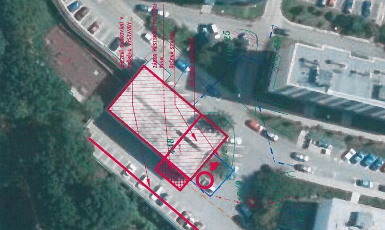 Informace pro obyvatele sídliště u nemocnice – omezení parkování