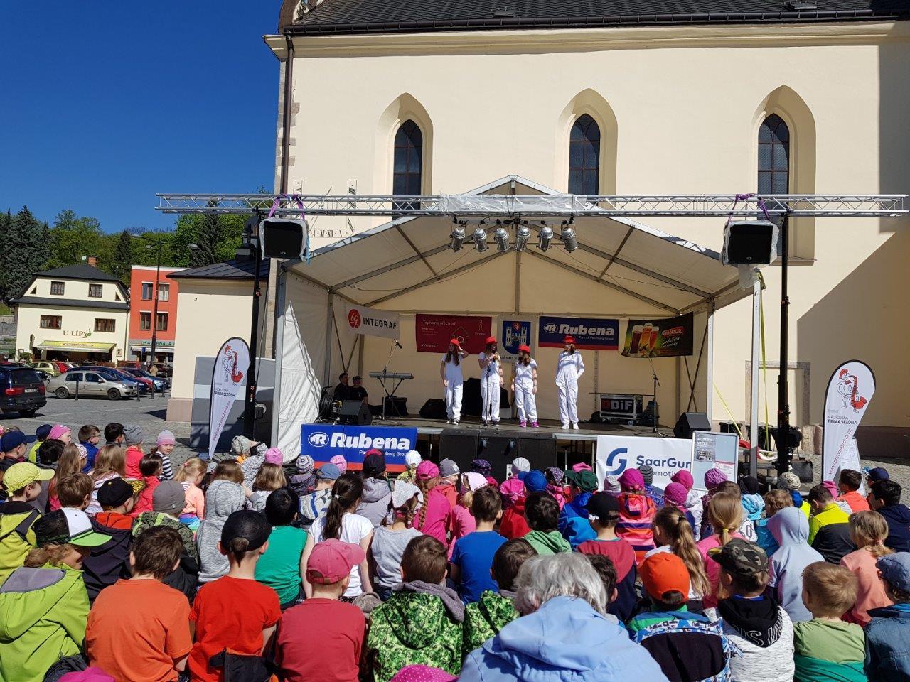 Dětská Prima sezóna opět součástí studentského festivalu