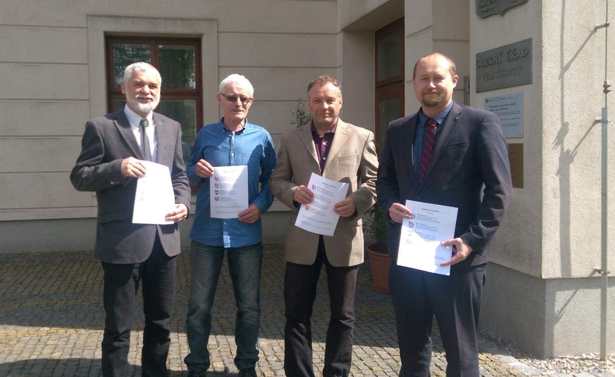 Představitelé lázeňských míst v Královéhradeckém kraji podepsali Deklaraci o spolupráci