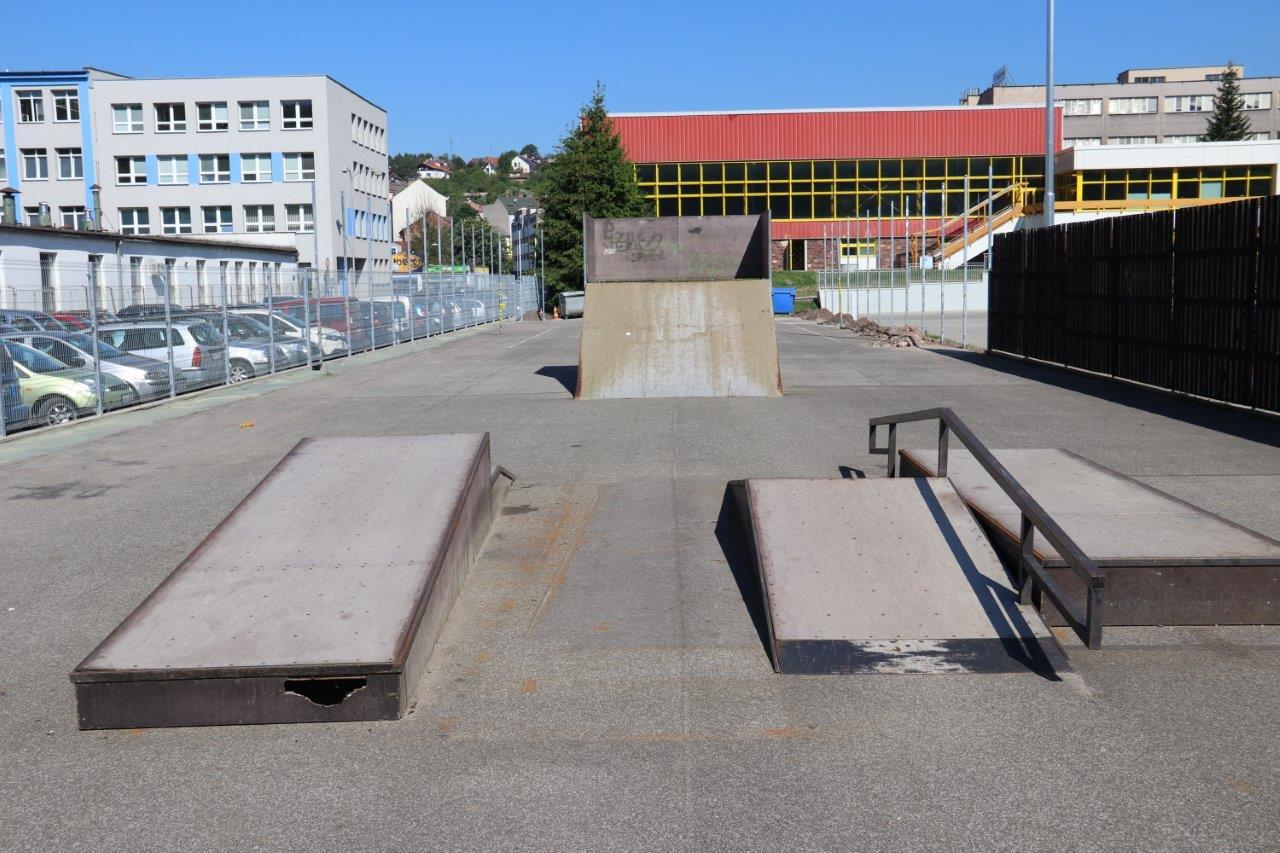 Co bude s náchodským skateparkem?