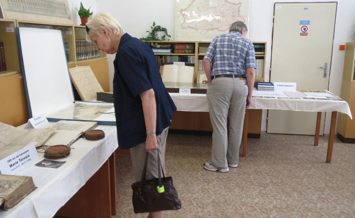 Náchodský archiv otevřel dveře