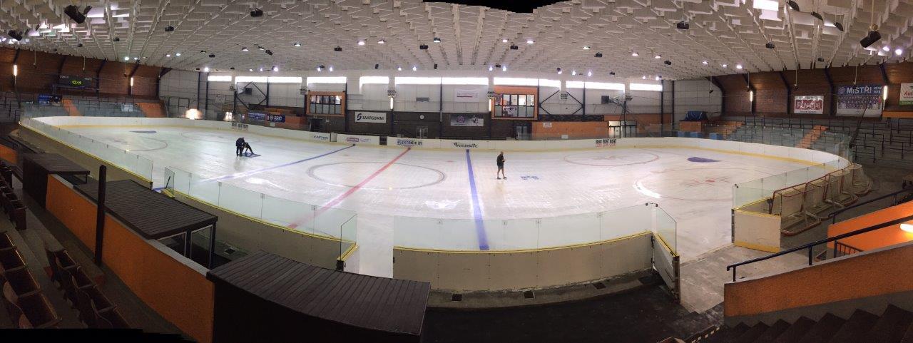 Zimní stadion v Náchodě je připraven na sezónu již v létě