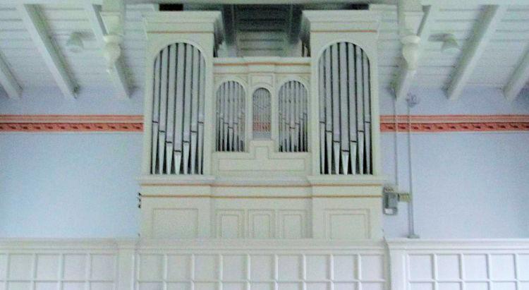 Varhanní koncert v evangelickém kostele veStroužném (Pstrążna)