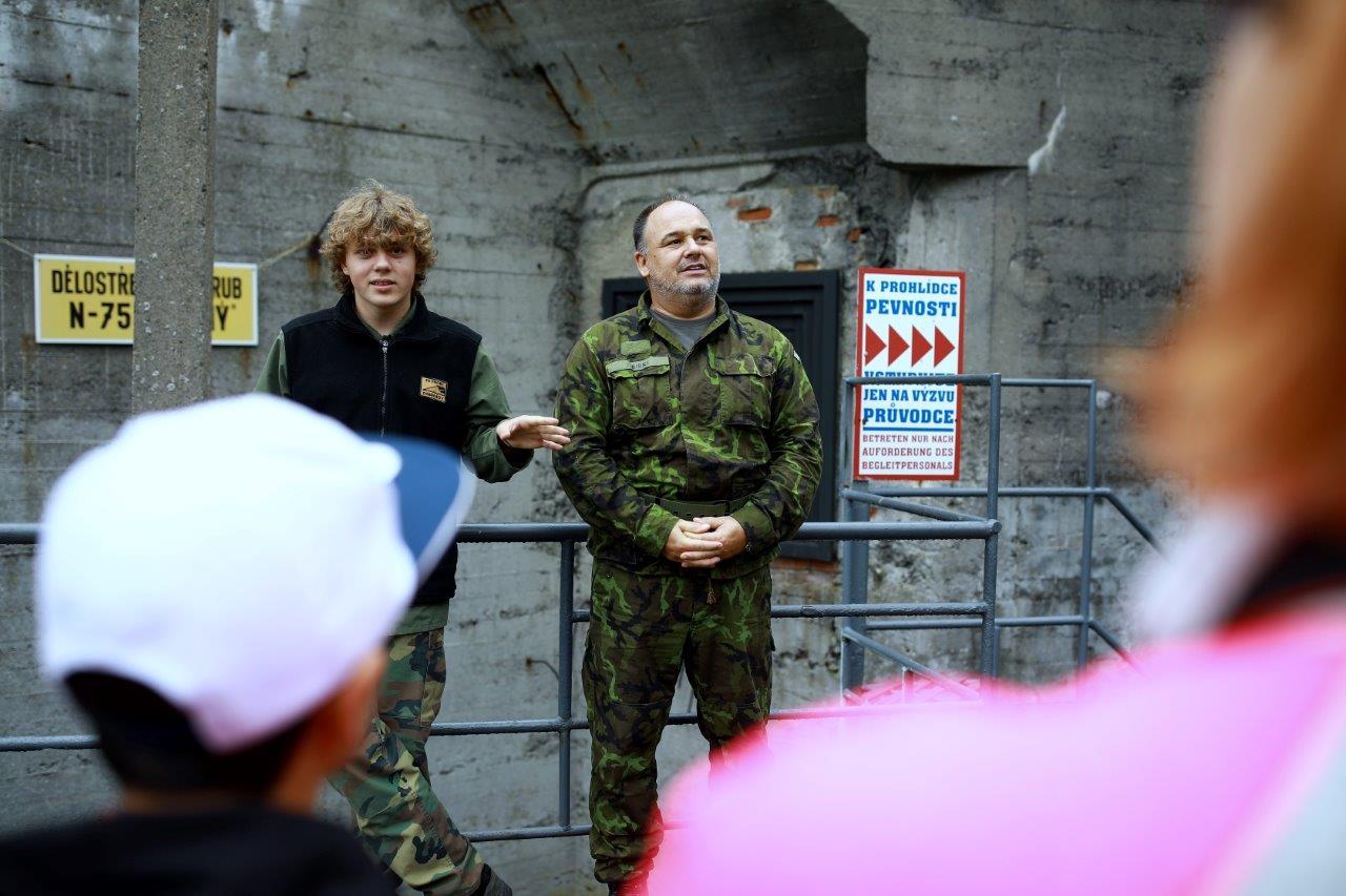 Pevnost Dobrošov v sobotu nabídla bohatý program