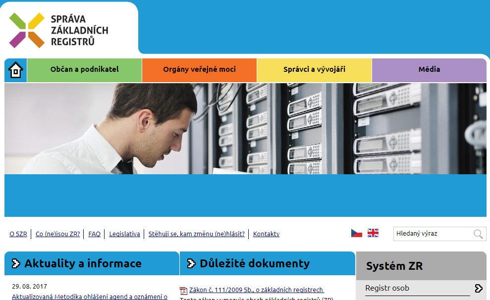 Postup škol a školských zařízení pro aktivaci DS typu OVM a oznámení působnosti OVM v agendách