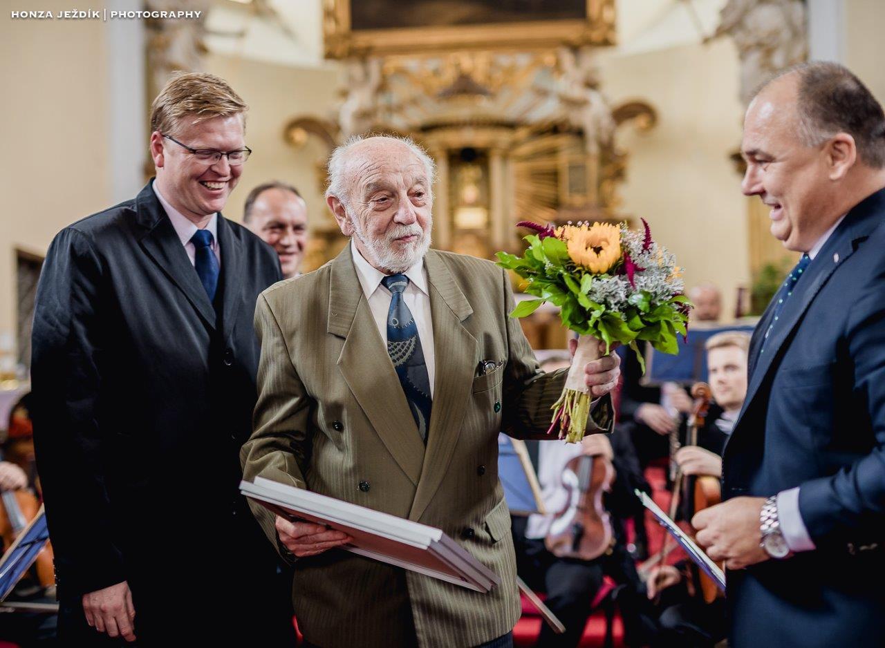 Festival F. L. Věka zahájil a udělil ocenění