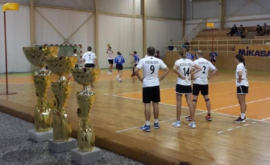 20 let výročí korfbalu v Náchodě, výrazný úspěch náchodského týmu dospělých
