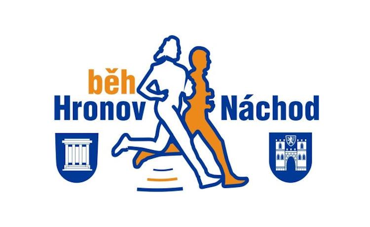 Silniční běh Hronov - Náchod