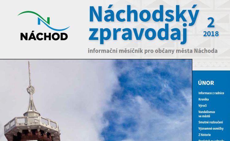 Náchodský zpravodaj - únor