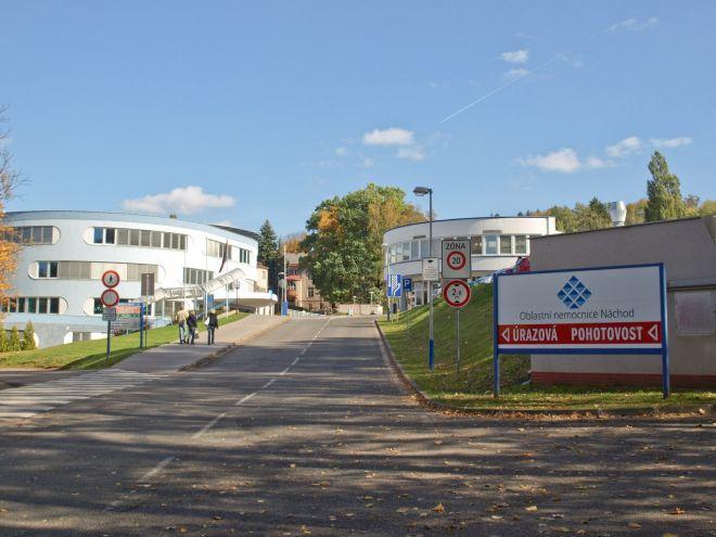 Zákaz návštěv - Oblastní nemocnice Náchod