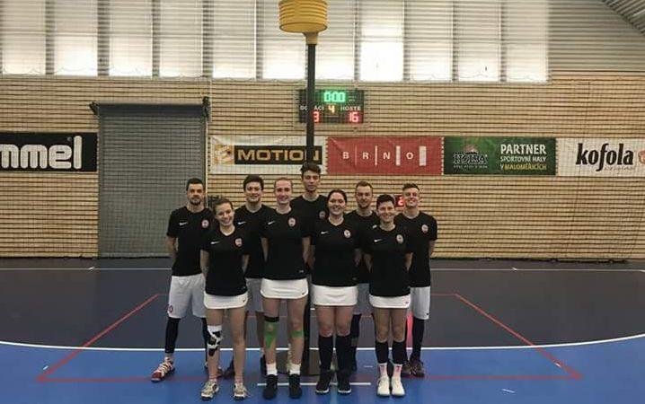 SK Plhov - Náchod, oddíl korfbalu, dospělí 1. liga