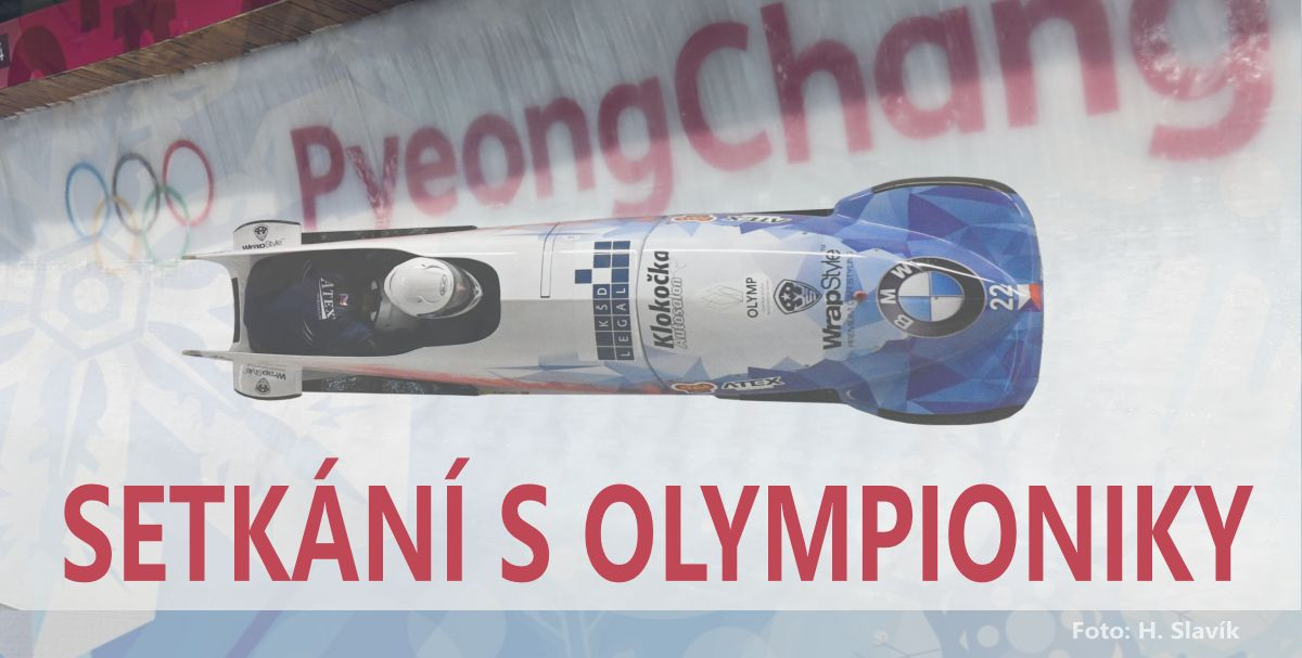 Setkání s olympioniky