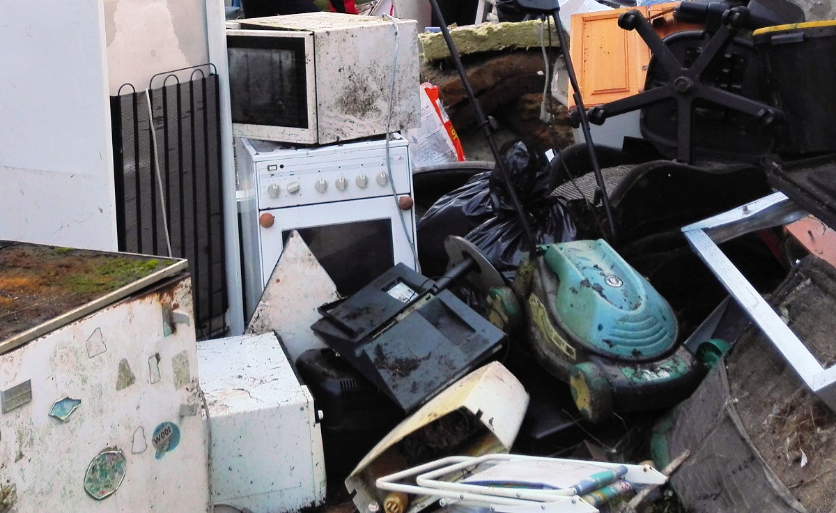 Jednorázový svoz nebezpečných a objemných odpadů