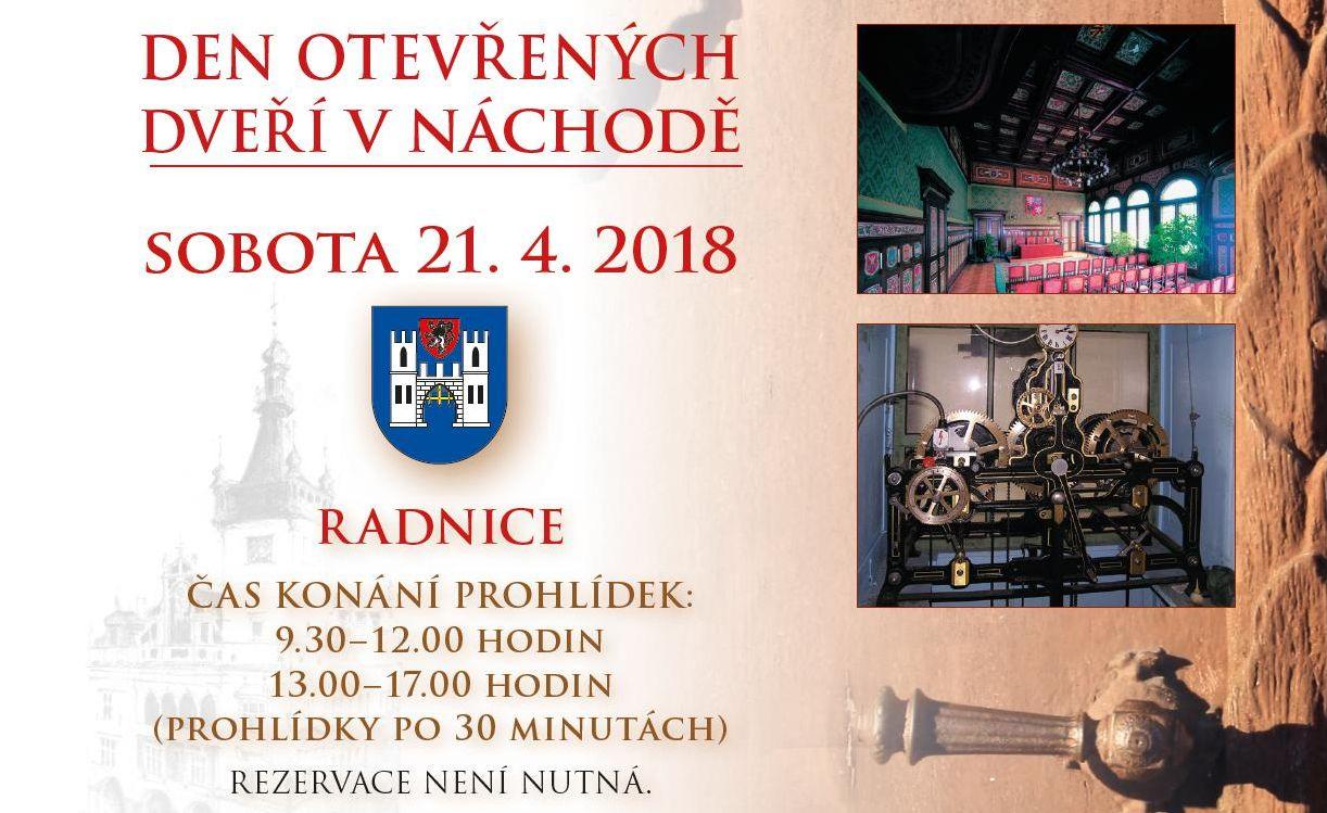 Den otevřených dveří NOVÉ RADNICE a MĚSTSKÉHO DIVADLA DR. J. ČÍŽKA
