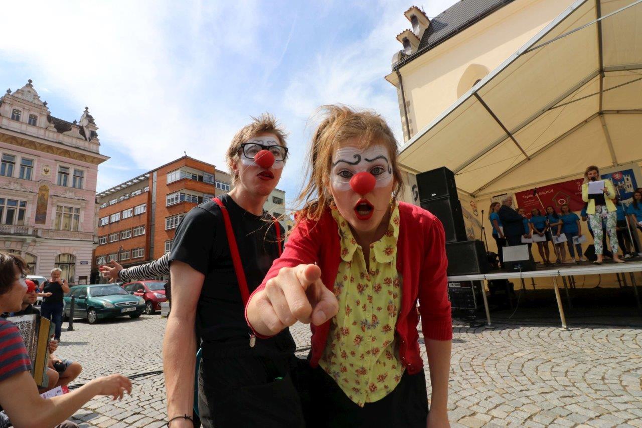 21. ročník studentského festivalu Náchodská Prima sezóna zahájen