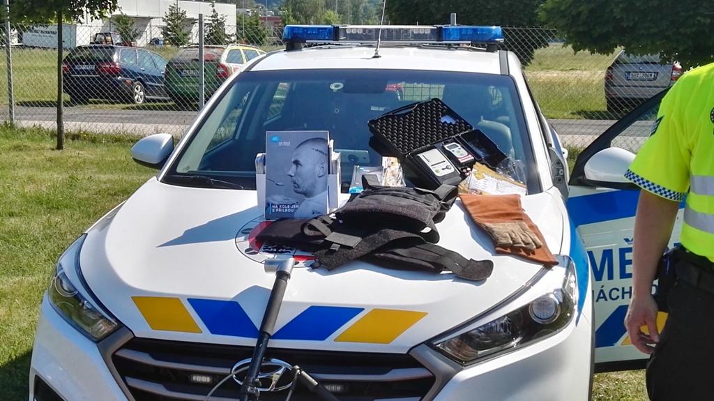 Den s Policií