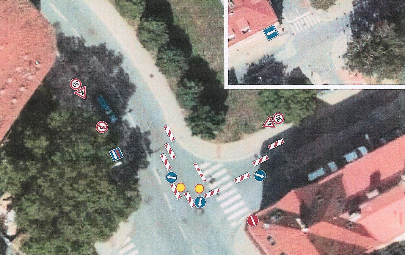 Oprava objízdných tras po provedení stavby I/33 – Náchod, rekonstrukce silnice – II. etapa