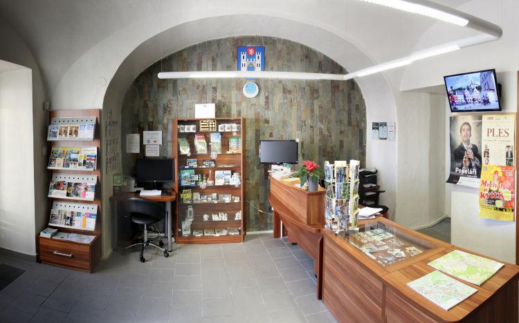 Otevírací doba Městského informačního centra Náchod