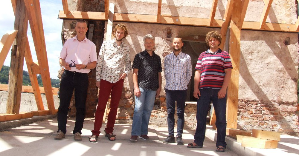 Setkání účastníků projektu Historia Incognita