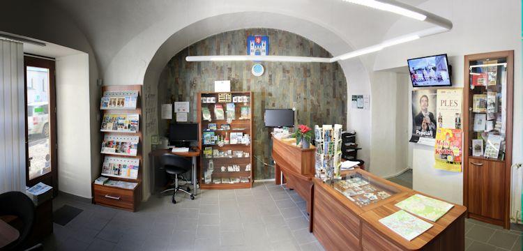 Otevírací doba Městského informačního centra ve státní svátek 28. 9. 2018