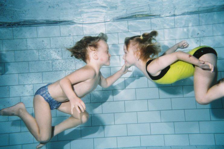 Provoz krytého bazénu o podzimních prázdninách