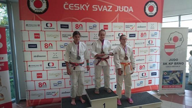 Mistrovské soutěže judo 2018