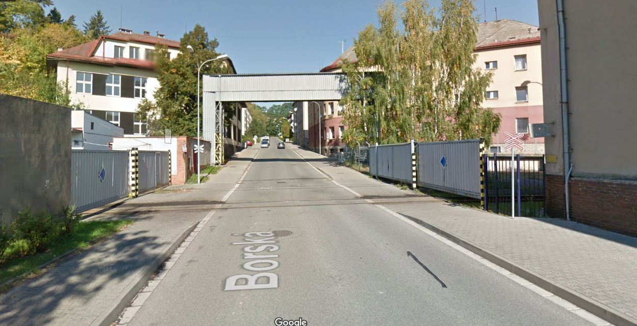 Dopravní omezení související s rekonstrukcí plynu v úseku ul. Borská-Husovo nám.