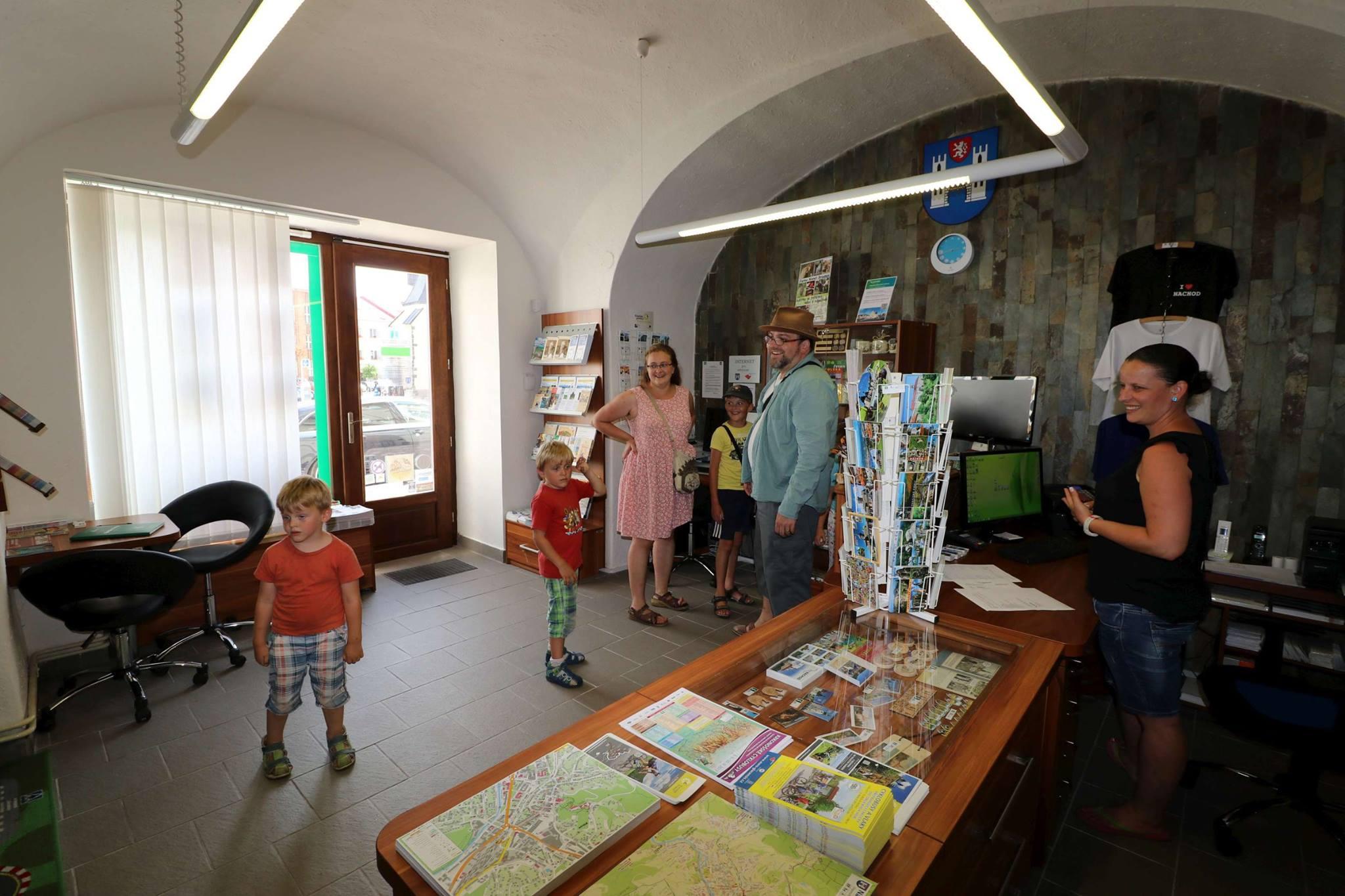 Letní otevírací doba v Městském informačním centru