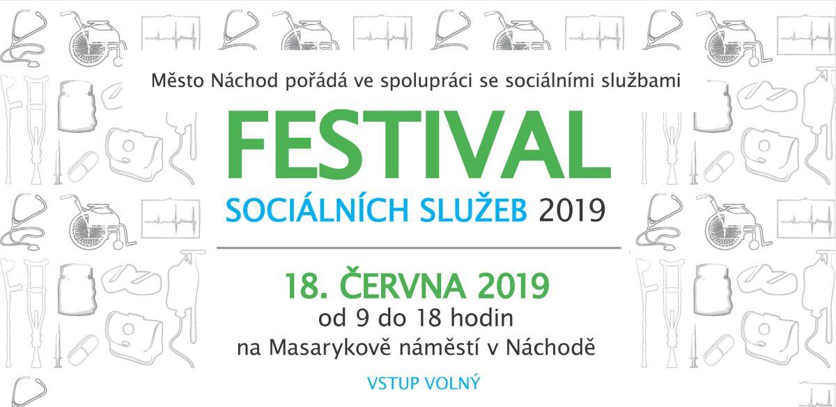 Pozvání na Festival sociálních služeb