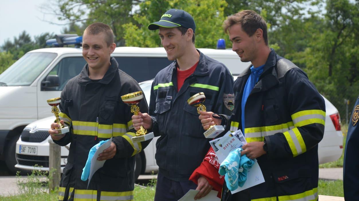 Nejtvrdší hasič je z Náchoda