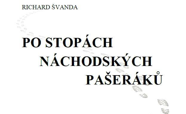 Vyšla nová kniha o pašerácích z Náchodska