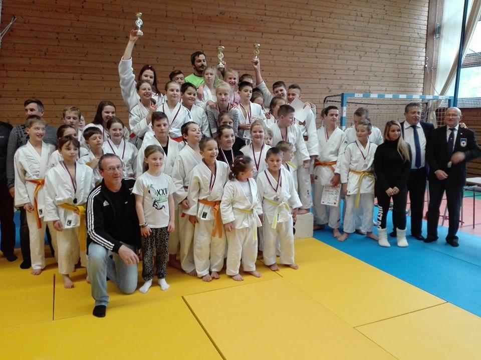 Pohár hejtmana Královéhradeckého kraje - judo