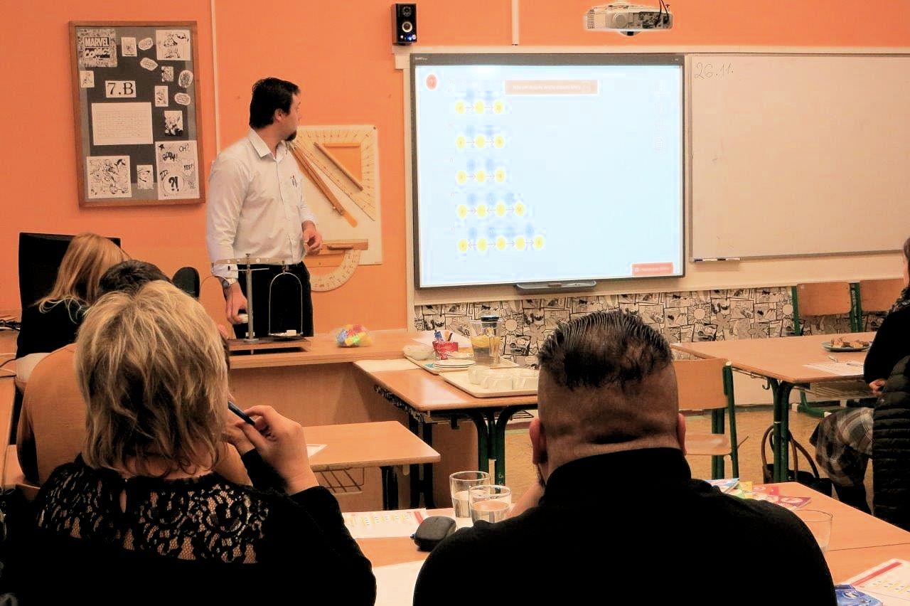 ZŠ Plhov - Hodina  matematiky pro rodiče
