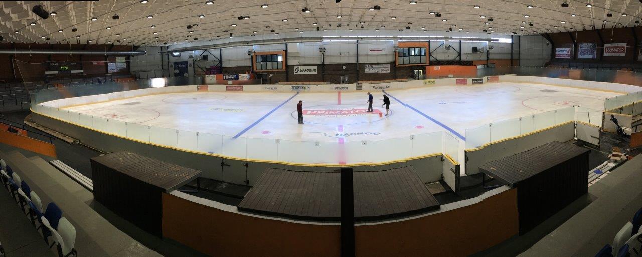 Zimní stadion v Náchodě nabízí využití již v červenci