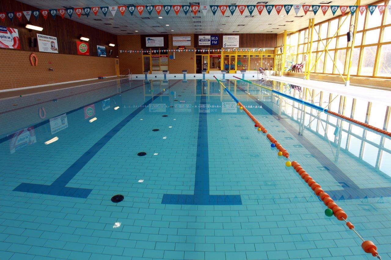 Krytý plavecký bazén vNáchodě bude znovu otevřen od 3. 8. 2020
