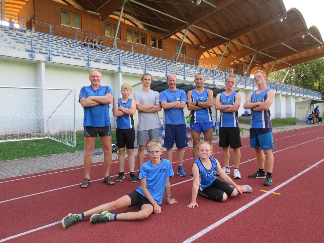 Atletický mítink-Trutnov