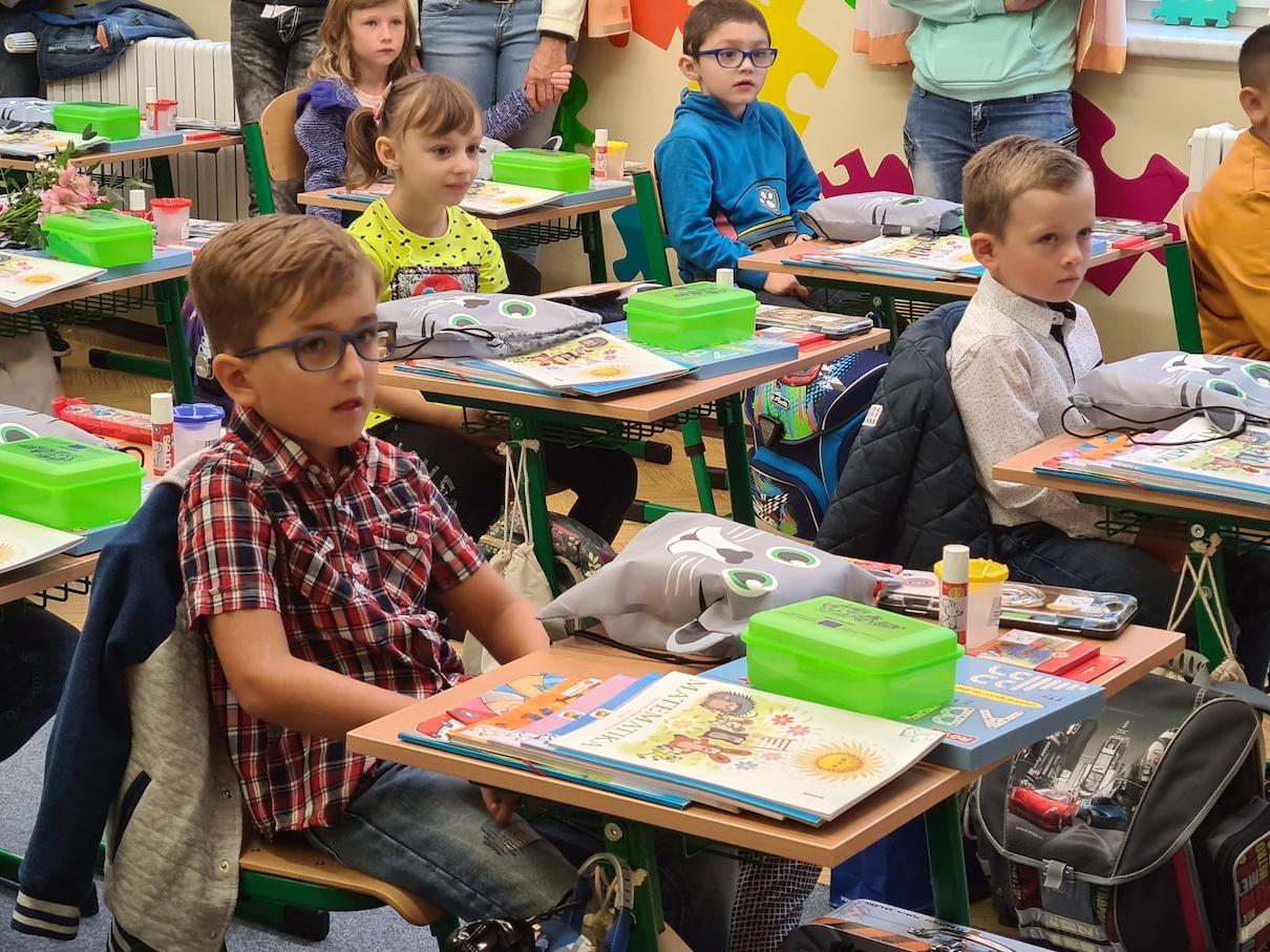 Školní rok zahájili zástupci města ve všech náchodských školách