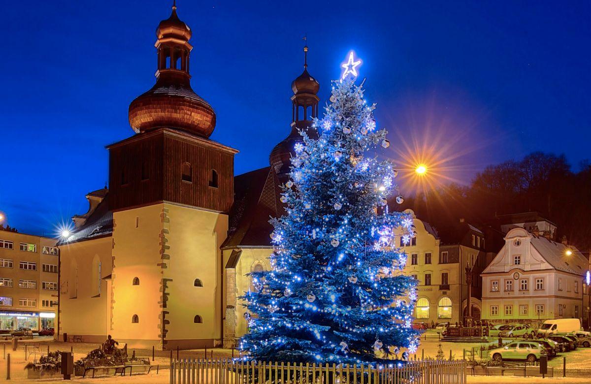 Rozsvícení vánočního stromu - tentokrát ONLINE!