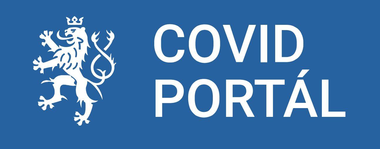 Aktuální informace přehledně na COVID portálu