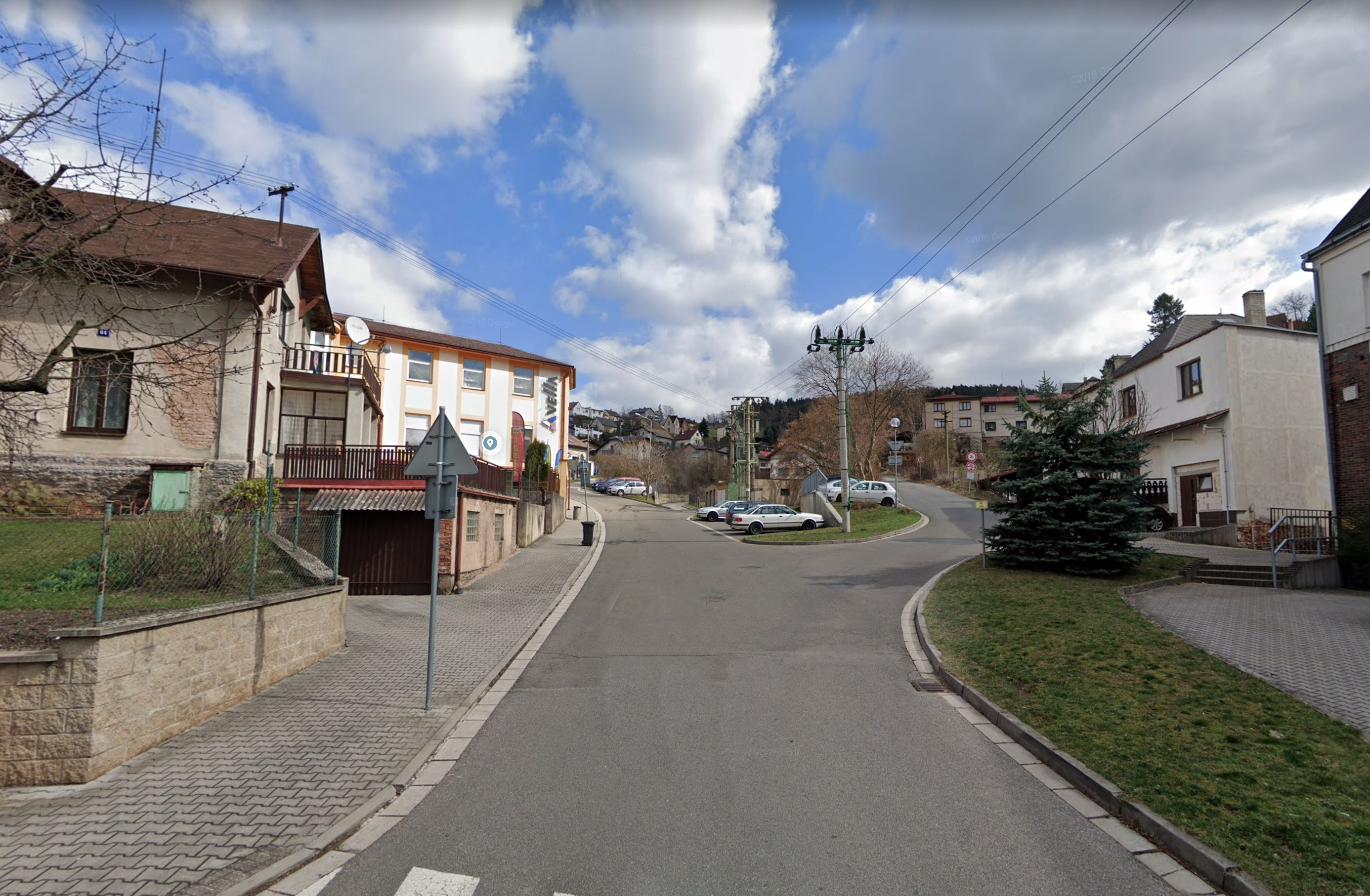 Oprava uličních vpustí v ul. Pod Lipím - 30. 11. 2020