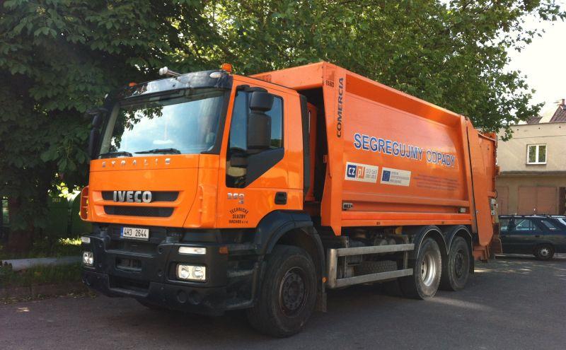 Místní poplatek za komunální odpad na rok 2021