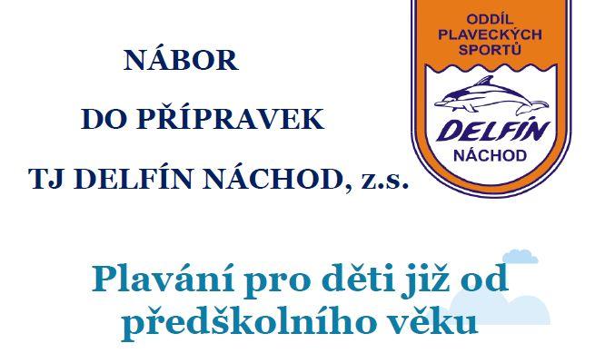 Nábory TJ Delfín Náchod