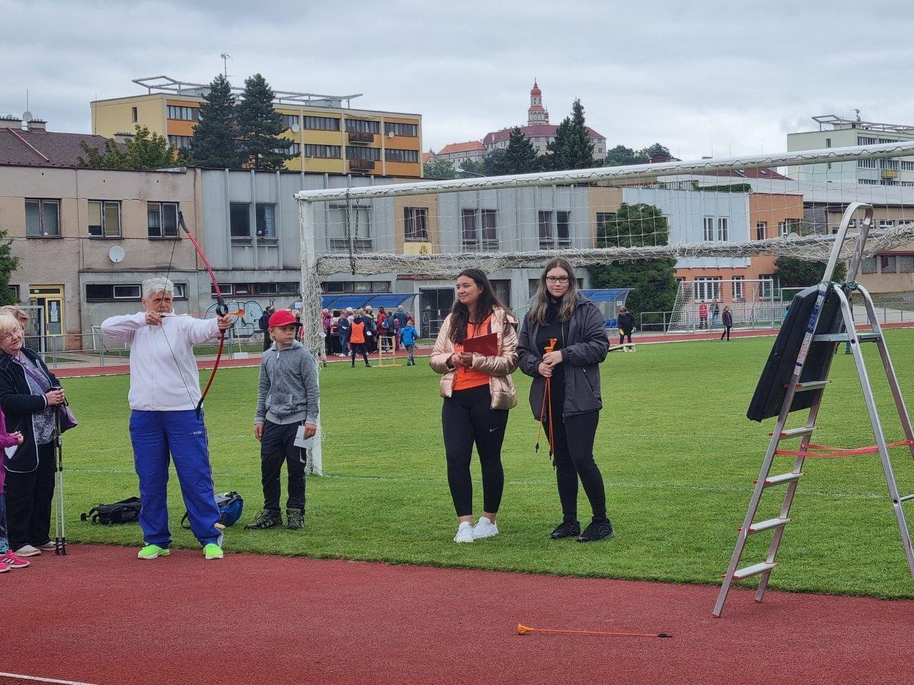 Senioři si užili den plný sportu a zábavy!
